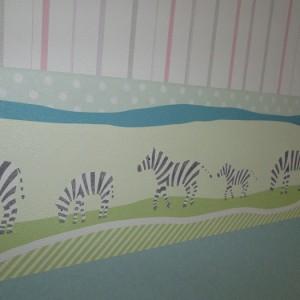 静養室壁紙